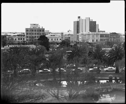 A View of Te Marae o Hine / The Square