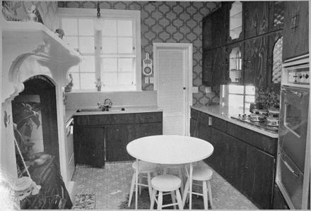 Kitchen at 'Kaingahou', 642 Pioneer Highway