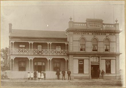 Post Office Hotel, Foxton