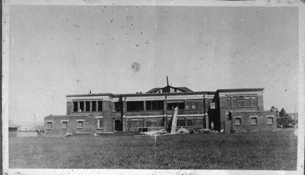 Central School - Demolition of Top Floor