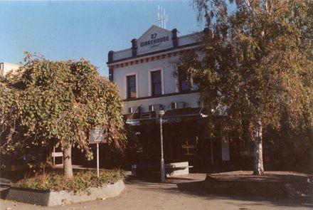Shop, Coleman Place