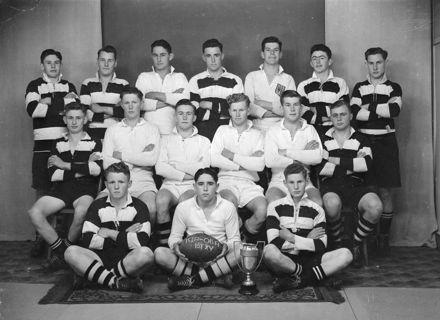 Palmerston North Boys' High School Kia-Ora 2nd XV Rugby Team