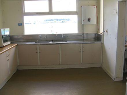 Colquhoun Park pavilion kitchen