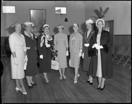 """""""Fashions on Parade"""" Best Dressed Woman Competition"""