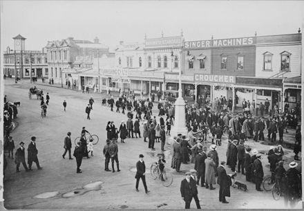 Wellington Regiment Church Parade