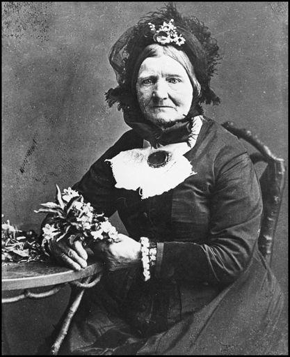 Mrs Mary Ann Oakley