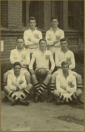 Palmerston North High School, 1st VII