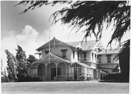 Caccia Birch Rest Home, Te Awe Awe Street