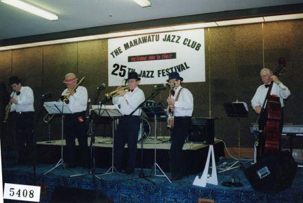 Riverside Jazz Band, Manawatū Jazz Festival