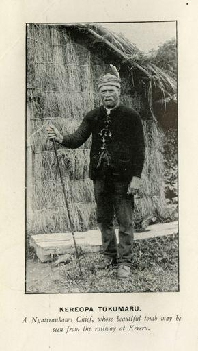 Kereopa Tukumaru