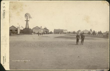 Early View of The Square