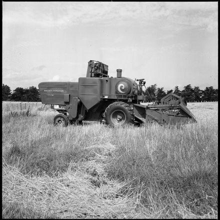 """""""Wheat Harvester Machine"""""""
