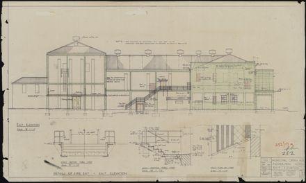 Plans for Municipal Opera House