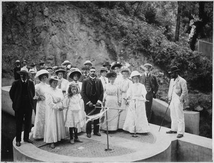 2nd Turitea Dam Opening Day