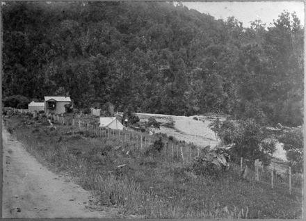 The Reikiorangi Skimming Station