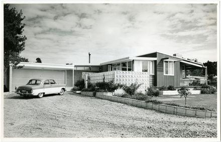 Meyrick house, Feilding
