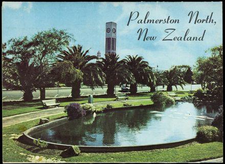 Palmerston North Views Booklet 1
