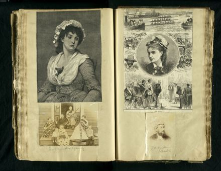 Louisa Snelson's Scrapbook - Page 139