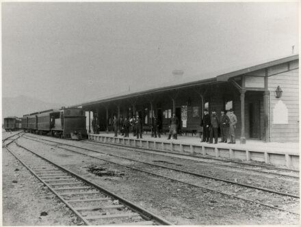 Thorndon Station, Wellington