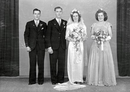 Wedding Party – Unidentified
