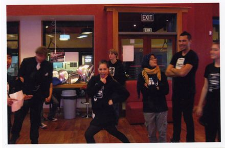 """""""Ignition"""" Dance Party at Youth Space"""