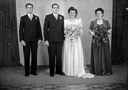 Greening – Bennett Wedding Party