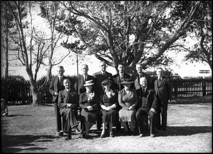 Waitohi School reunion