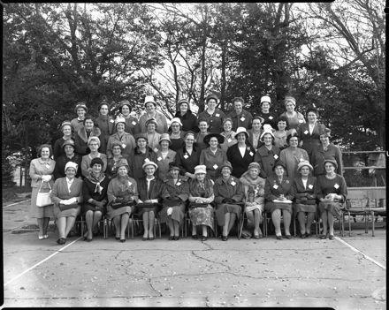 Group of Women, Linton School Jubilee
