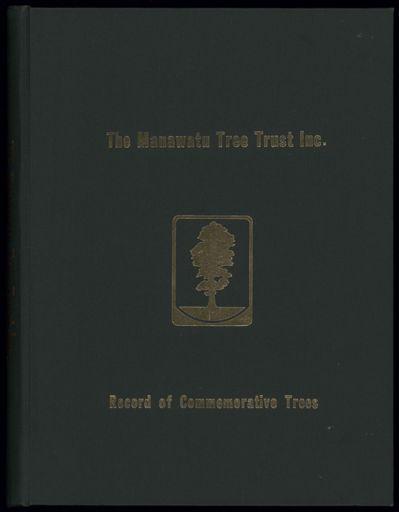 Manawatū Tree Trust - Record of Commemorative Trees