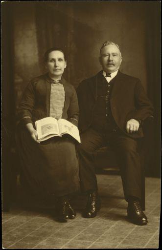 Johnathan and Caroline Lucas