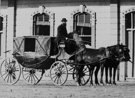Ashhurst to Palmerston North passenger coach