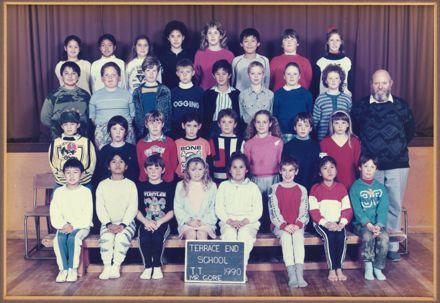 Terrace End School - TT Mr Gore, 1990