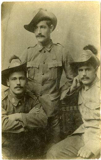 Louis, George and Victor Klee
