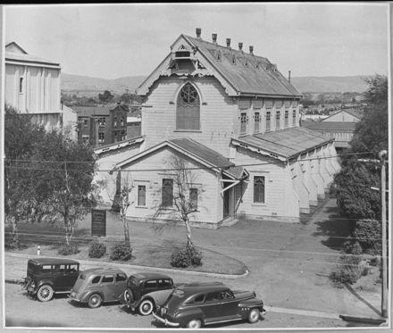 St Andrews Presbyterian Church, Church Street