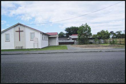 Ashhurst Methodist Church site