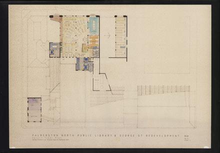 Palmerston North Public Library & George Street Redevelopment 4
