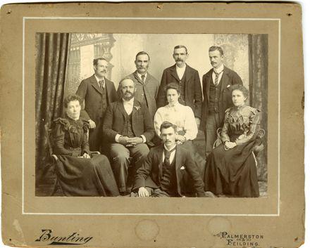 Founders of the Methodist Sunday School