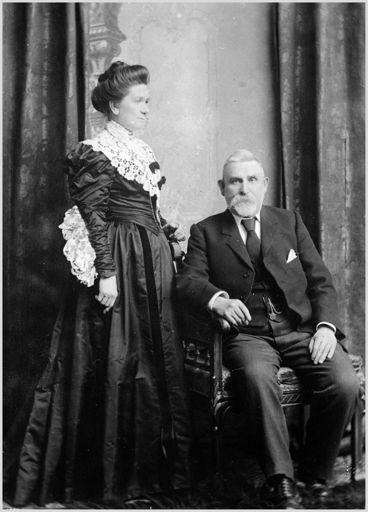 Mr and Mrs. J. O. Batchelar