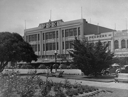 PDC department store, The Square