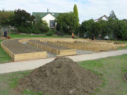 Community Garden, Norton Park 5