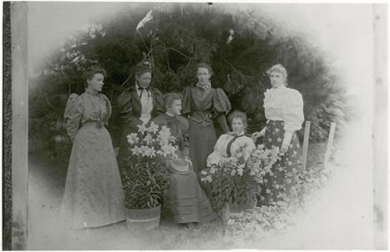 Wanganui Girls' College staff
