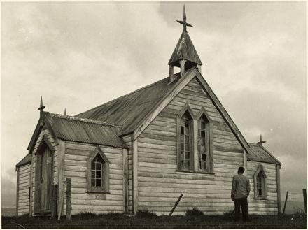 Māori Anglican Church, Moutoa