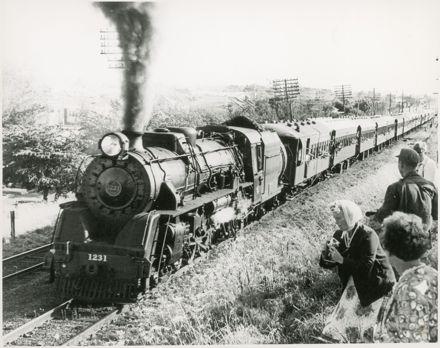 Steam Train, 1964 (?)