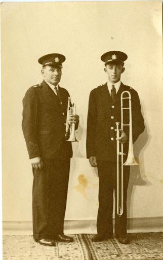 Harry and Gordon Jackson