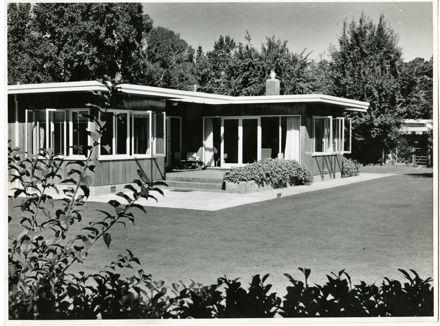 House, Palmerston North