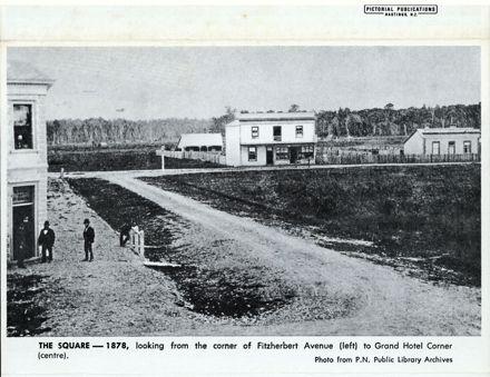 Centennial Book of Views around Palmerston North, 1870s-1970s 9