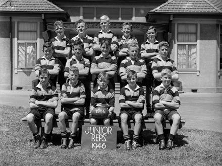Palmerston North Intermediate Normal School - Junior Rugby Representatives