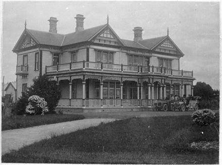 'Siberia' homestead, near Ashhurst