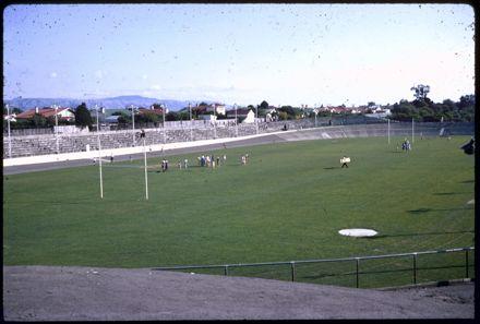 Athletic Field, Memorial Park