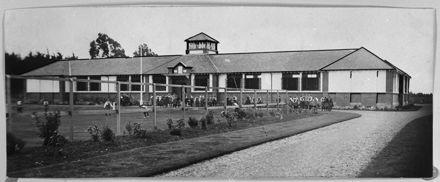 Palmerston North Girls' High School